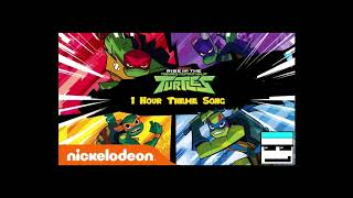 Rise of the Teenage Mutant Ninja Turtles 1 hour