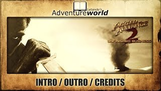 Jagged Alliance 2: Unfinished Business - Intro / Outro / Credits
