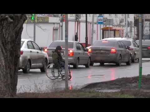 Мини рейд против попрошаек на дорогах