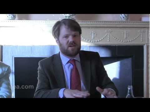 Roger Middleton on Maritime Piracy, Somalia and the International Response
