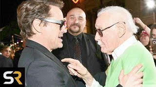 Stan Lee's First Impression Of These Marvel Actors