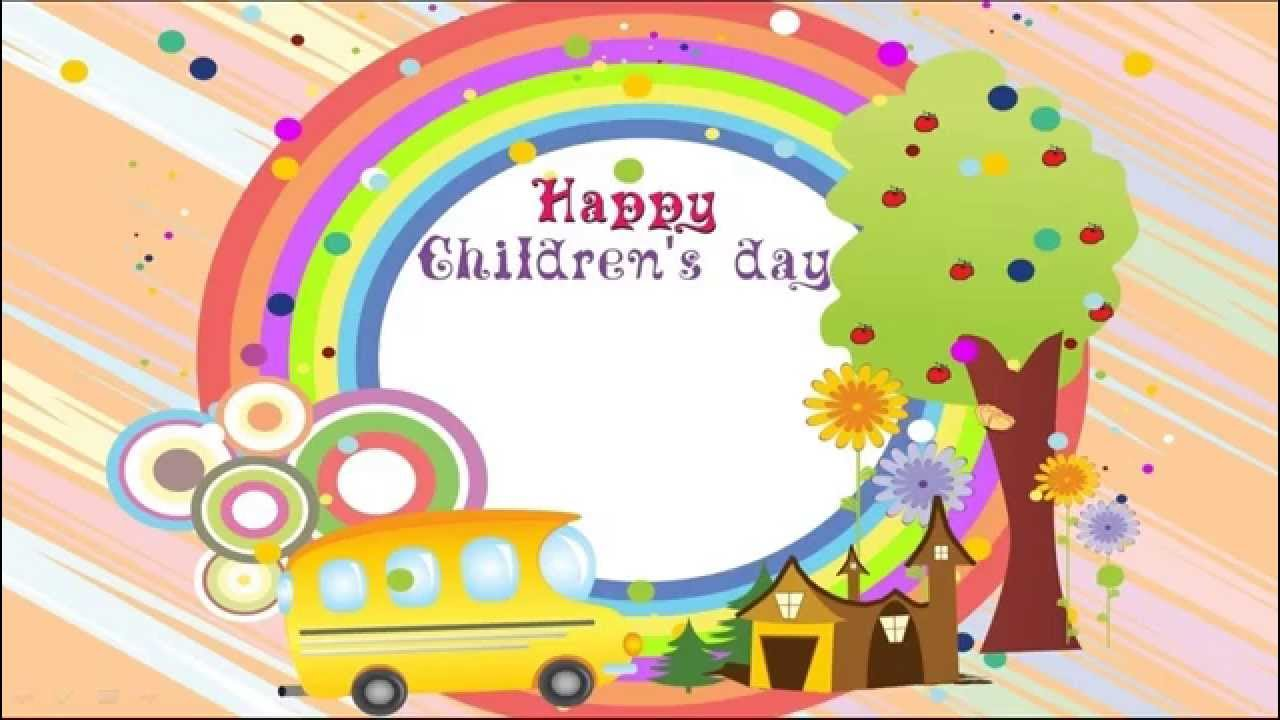 Children S Day In India Youtube