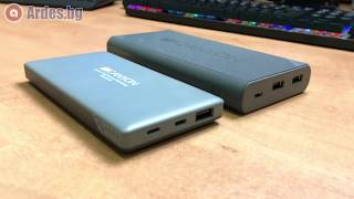 Нова серия преносими батерии от Canyon - Ревю