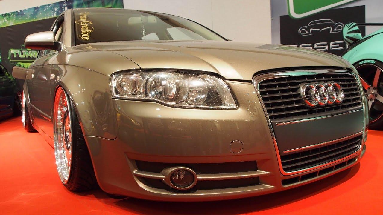 Audi A4 Avant B7 Tuning 2007 19l Tdi 110 Ps Mercedes Carlsson R18