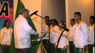 Deportistas Tabasqueños Participarán En La Olimpiada Y Paralimpiada Nacional 2015