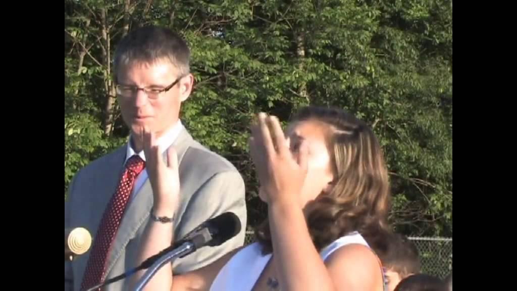 8th grade president speech