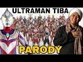 Opick Ramadhan Tiba Versi Ultraman