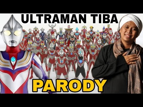Opick - Ramadhan Tiba || Versi Ultraman 😎😁