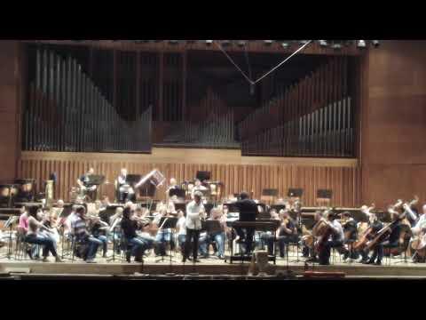 CLAUDE DEBUSSY:Premiere Rhapsody,RADOVAN CAVALLIN Clarinet,UROS LAJOVIC Conductor,Zagreb Filharmonic