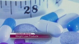 Studio 10: Consumer Report Weight Loss Products