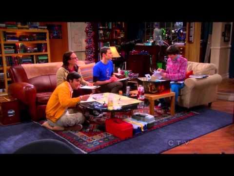The Big Bang Theory Season 6 Ep 23 - Best Scenes