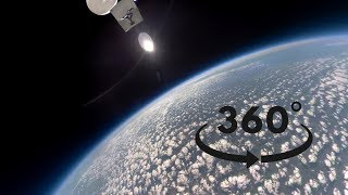360 VR Hyperlapse to space | The world's first hyperlapse spaceflight in 360° with GoPro Fusion