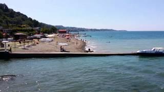 Хоста, 30 июня 2014(Пляж Хоста., 2014-06-30T07:11:45.000Z)