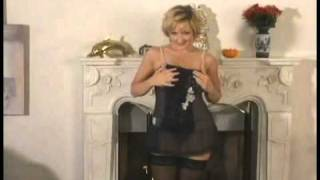 Repeat youtube video danni ashe sexy black stockings and heels