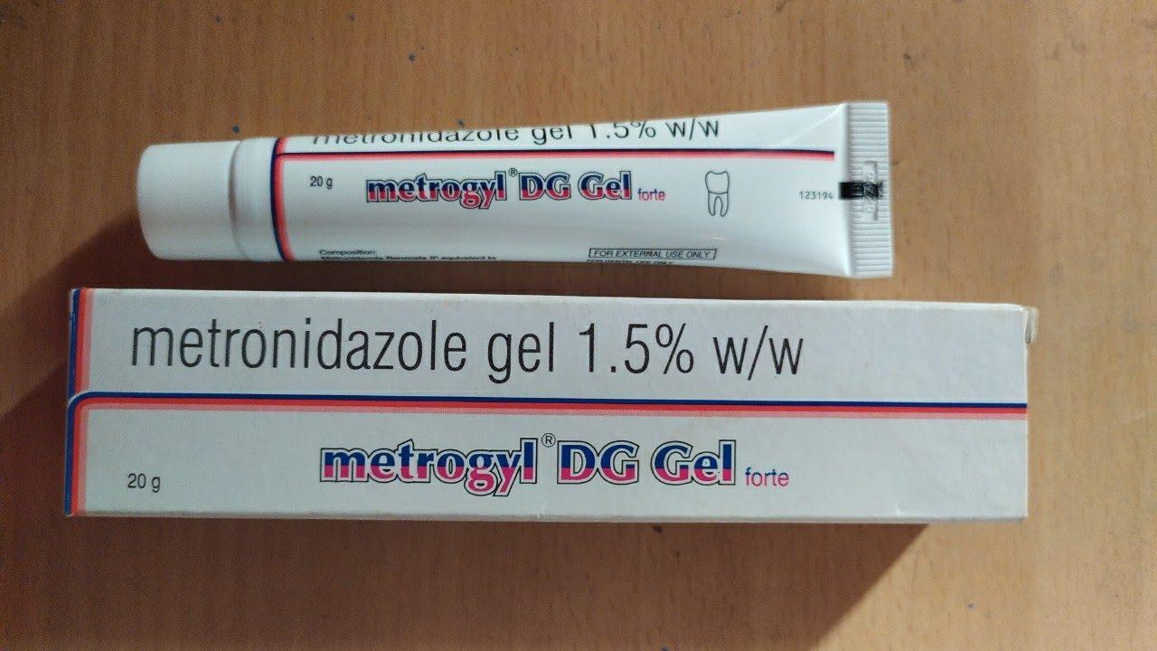 Instrucțiuni de utilizare Metrogil ® (Metrogyl ®)