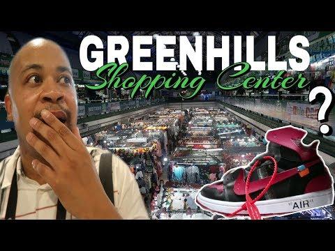 GREENHILLS FAKE MARKET CAPITAL OF MANILA PHILIPPINES