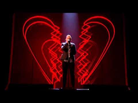 James Arthur - The Power of Love (X FACTOR)