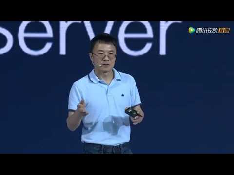 2017百度AI开发者大会实况 Full Baidu Create 2017 李彦宏演讲