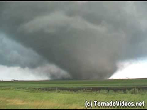 South Dakota TornadoFest! Insane Tornado Video!