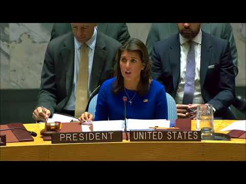 Security Council Open Debate on UN Peacekeeping Operations