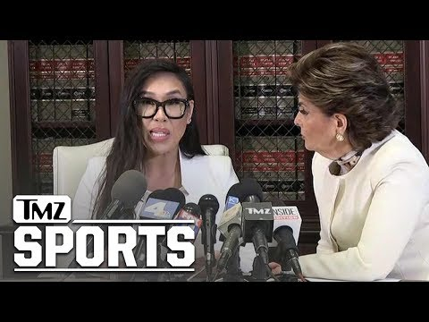 Reporter Hires Gloria Allred to Go After Boxer Who Kissed Her, Kubrat Pulev | TMZ