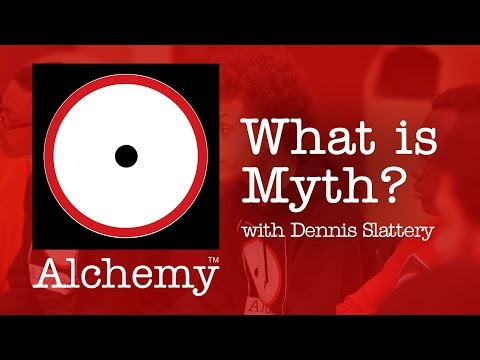 What is Myth? Interview with Dennis Slattery
