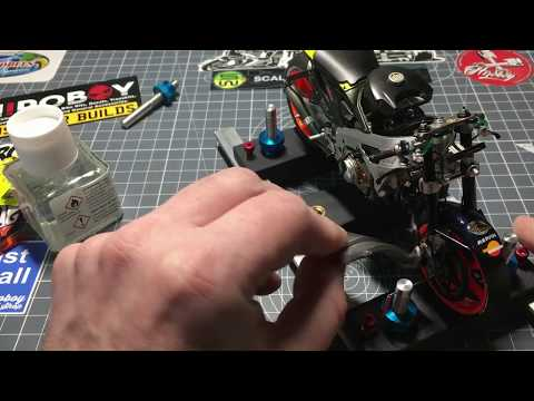 Tamiya Repsol Honda RC211V '03 'Valencia' 1:12 part 7 - Final Assembly