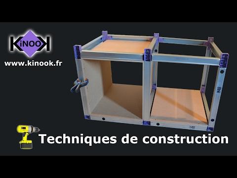 Construire avec Kinook