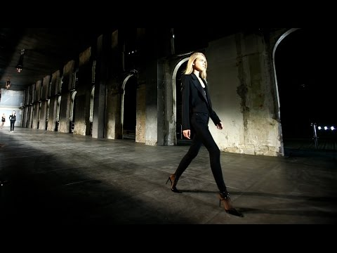 Saint Laurent | Spring Summer 2017 Full Fashion Show | Exclusive