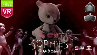 Sophie's Guardian. A VR Survival Horror FPS for Oculus Rift and HTC Vive