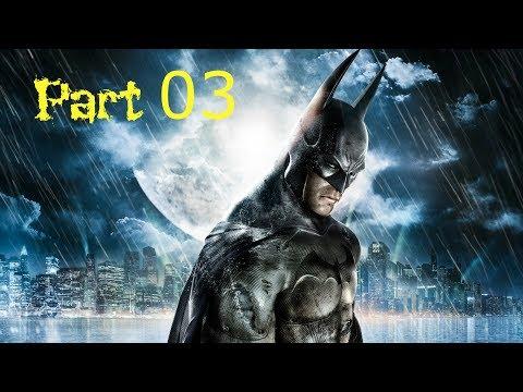 03.Medical Facility - Batman: Return To Arkham Asylum Walkthrough (PS4 Pro)
