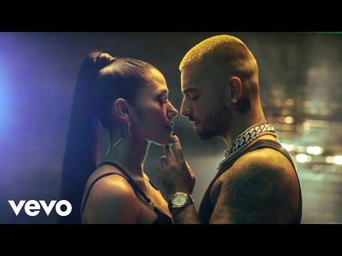 Maluma ft Farina - Así Así ( Vídeo Oficial )