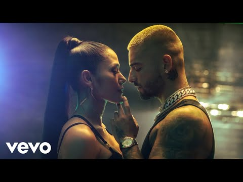 Farina, Maluma – Así Así (Official Video)