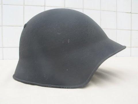 Swiss M71 Steel Combat Helmet And Alpenflage Camo Doovi