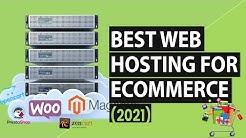 Best Web Hosting For E-commerce (2019)