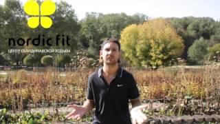 Скандинавская ходьба минус 55 кг за 1 год