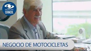 Francisco Sierra, el antioqueño que ha impulsado el negocio de las motocicletas en Colombia