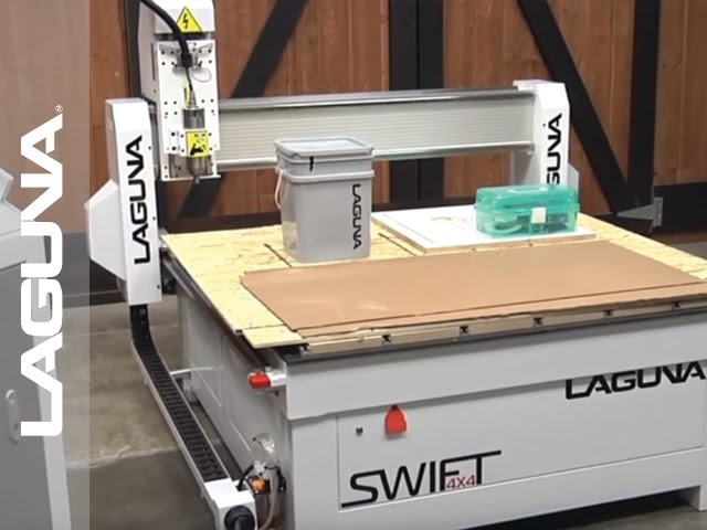 Swift CNC Setup | Laguna Tools