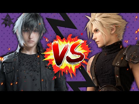 NOCTIS vs. CLOUD - Gaming Showdown