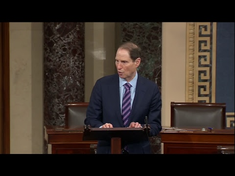 Wyden: The State of the Senate Intelligence Committee Investigation and Follow-the-Money Issues