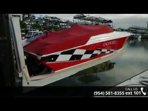 2000 Donzi 33 ZX - FastBoats Marine Group - Pompano Beac