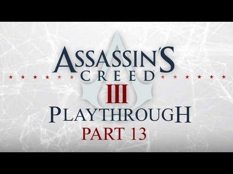Assassins Creed 3 Part 13 Viewpoints, Almanacs, and Awkward Conversations with Benjamin Franklin