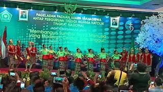 STFK LEDALERO GUNCANG JAKARTA DGN -GEMU FA MI RE