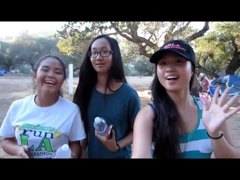 Vlog: 3 Days of Camping in Santa Barbara! August 2015