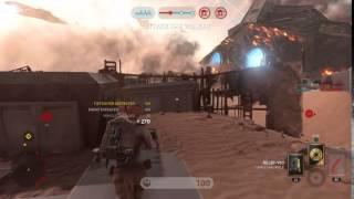 STAR WARS™ Battlefront™ tiefighter takedown with scattergun