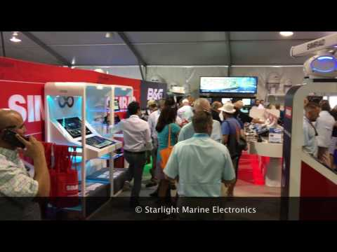 Electronics at Fort Lauderdale International Boat Show 2016