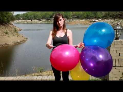 Girl swallows multiple loads