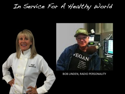 Go Vegan Radio with Bob Linden