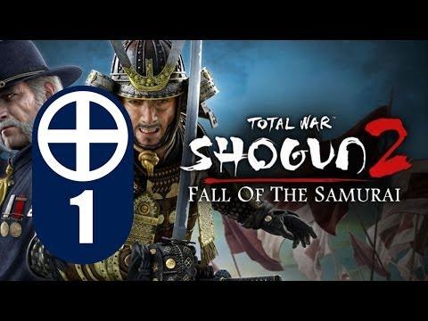 Shimazu 1 Shogun 2 Total War FOTS