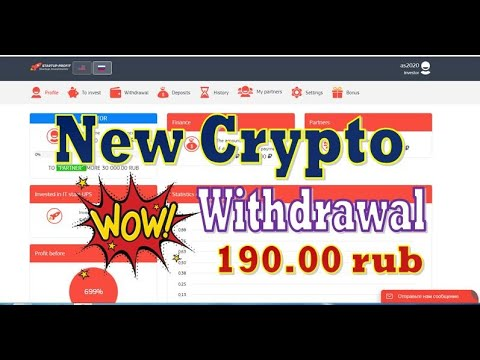 New Crypto St-prof.net New arrival 199%-699% profit best in 69 hours starting with 99 rubles36